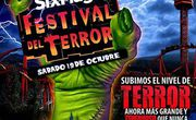 SIX FLAGS, FESTIVAL DEL TERROR 2013